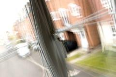Concetto di agorafobia Fotografia Stock