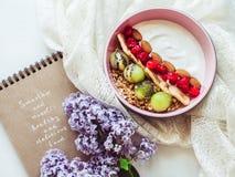 Concetto di alimento sano fotografie stock libere da diritti