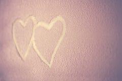 Concetto di amore Fotografie Stock