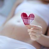 Concetto di amore del bambino Immagini Stock Libere da Diritti