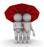 Concetto di assicurazione Immagini Stock