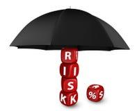 Concetto di assicurazione Fotografia Stock Libera da Diritti