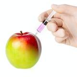Concetto di biotecnologia Fotografia Stock Libera da Diritti