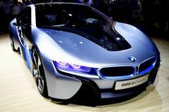 Concetto di BMW i8 Immagine Stock Libera da Diritti