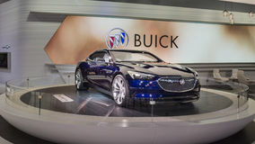 Concetto di Buick Avista Fotografie Stock