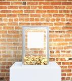 Concetto di carità Fotografie Stock Libere da Diritti