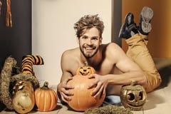 Concetto di celebrazione di feste di Halloween fotografie stock