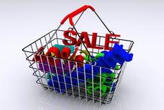 Concetto di commercio elettronico fotografie stock