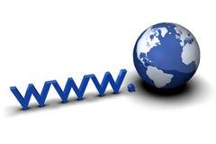 Concetto di commercio elettronico Immagine Stock Libera da Diritti