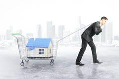 Concetto di compera della proprietà Immagine Stock Libera da Diritti