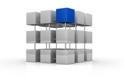 Concetto di configurazione e di completamento Immagini Stock