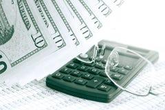 Concetto di contabilità Fotografie Stock Libere da Diritti