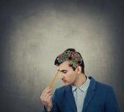 Concetto di creatività Immagini Stock