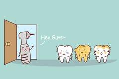 Concetto di cure odontoiatriche di salute Fotografie Stock Libere da Diritti