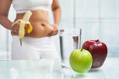 Concetto di dieta Immagine Stock