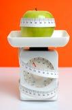 Concetto di dieta Fotografie Stock Libere da Diritti