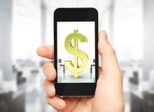 Concetto di e-business Immagine Stock Libera da Diritti