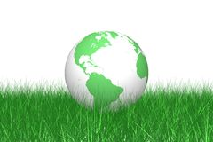 Concetto di Eco Fotografie Stock Libere da Diritti