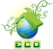 Concetto di Eco Fotografia Stock