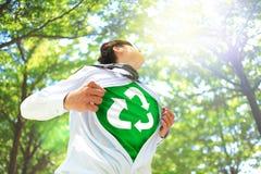 Concetto di Eco Immagini Stock Libere da Diritti