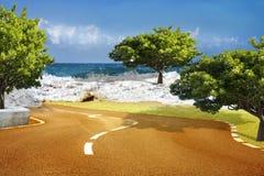 Concetto di ecologicamente sostenibile fotografia stock