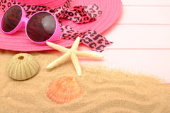 Concetto di estate Fotografia Stock