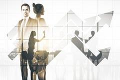Concetto di finanze Immagine Stock