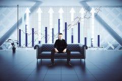 Concetto di finanze Immagini Stock