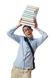 Concetto di formazione - allievo Immagine Stock Libera da Diritti