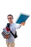 Concetto di formazione - allievo Fotografie Stock Libere da Diritti