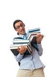 Concetto di formazione - allievo Immagine Stock