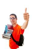 Concetto di formazione - allievo Fotografia Stock Libera da Diritti
