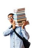Concetto di formazione con l'allievo Immagine Stock Libera da Diritti