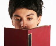 Concetto di formazione - lettura Immagini Stock
