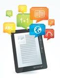 Concetto di formazione on-line Immagine Stock Libera da Diritti