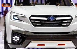 Concetto di futuro di Subaru Viziv Fotografie Stock