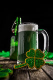 Concetto di giorno della st Patricks immagini stock