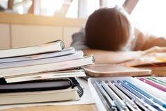 Concetto di idea della lettura e di istruzione Fotografia Stock Libera da Diritti