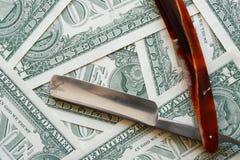 Concetto di inflazione Immagini Stock Libere da Diritti