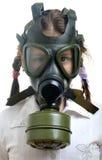 Concetto di inquinamento Fotografie Stock