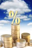Concetto di investimento Fotografie Stock