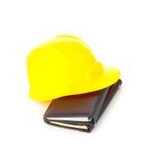 Concetto di istruzione di industria dell'edilizia Fotografia Stock Libera da Diritti