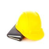 Concetto di istruzione di industria dell'edilizia Fotografie Stock