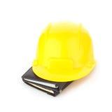 Concetto di istruzione di industria dell'edilizia Fotografia Stock