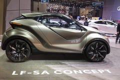 Concetto 2015 di Lexus LF-SA Immagini Stock Libere da Diritti