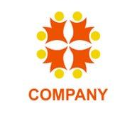 Concetto 3 di logo dei bambini Immagine Stock Libera da Diritti