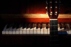 Concetto di musica Immagine Stock