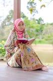 Concetto di Muslimah Fotografia Stock