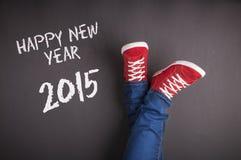 Concetto di natale del nuovo anno Immagini Stock Libere da Diritti