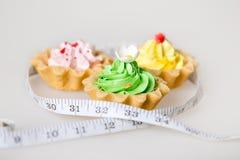 Concetto di obesità Fotografie Stock Libere da Diritti